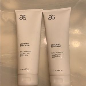 Arbonne true hair shampoo